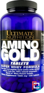 Amino Gold, Ultimate Nutrition, 1500 mg, 325 tablets