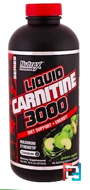 Liquid Carnitine 3000, Nutrex Research Labs, 473 ml