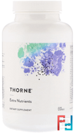 Extra Nutrients, Thorne Research, 180 Vegetarian Capsules