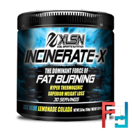 Incinerate-x, XLSN