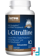 L-Citrulline, Jarrow Formulas, 1000 mg, 60 Tablets