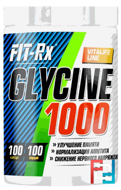 Glycine 1000, FIT-Rx, 100 capsules