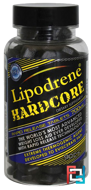 Lipodrene Hardcore, Hi-Tech Pharmaceuticals, 90 tablets