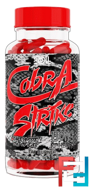 Cobra Strike, 150 mg Ephedra+DMHA, Innovative Diet Labs, 90 capsules