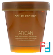 Argan Essential Deep Care Hair Pack, Nature Republic, 200 ml