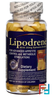 Lipodrene Ephedra 25 mg, Hi-Tech Pharmaceuticals, 100 tablets