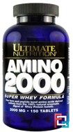 Super Whey Amino 2000, Ultimate Nutrition, 150 tabs