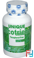 Unique Tocotrienol, A.C. Grace Company, 60 Softgels