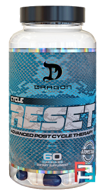 Cycle Reset, Dragon Pharma Labs, 60 capsules