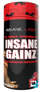 Insane Gainz, Insane Labz, 150 capsules