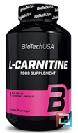 L-Carnitine 1000 mg, BioTechUSA, 60 tablets