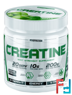 Creatine Monohydrate, King Protein, 200 g
