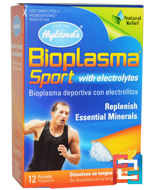 Bioplasma Sport with Electrolytes, Hyland's, 12 packets