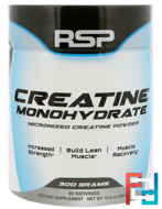 Creatine Monohydrate, RSP Nutrition, 10.6 oz, 300 g