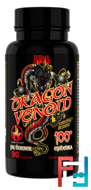 Dragon Venom,  100 mg Ephedra+DMHA, Innovative Diet Labs, 90 capsules