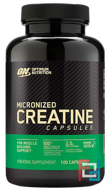 Creatine 2500 Caps, Optimum Nutrition, 100 capsules