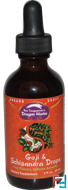 Dragon Drops, Goji & Schizandra Drops, Dragon Herbs, 2 fl oz, 60 ml