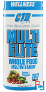 Multi Elite Multivitamin, CTD Sports, 120 Tablets