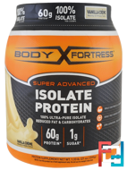 Body Fortress, Super Advanced 100% Protein Isolate, 1.33 lbs, 595 g