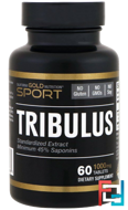 Tribulus, Sport, CGN, California Gold Nutrition, 1000 mg, 60 Tablets