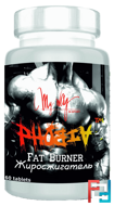 PHOBIA Fat Burner, MyWay, 60 tablets