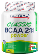 BCAA 2:1:1 CLASSIC powder, Be First, 200 g