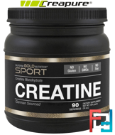 Creatine Powder, Micronized Creatine Monohydrate, Creapure, California Gold Nutrition, 16 oz, 454 g