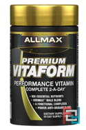 Premium Vitaform, Performance Vitamin For Men, ALLMAX Nutrition, 60 Tablets