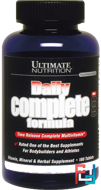 Daily Complete Formula, Ultimate Nutrition, 180 tabs