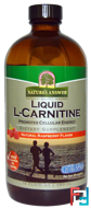 Liquid L-Carnitine, Nature's Answer, 480 ml