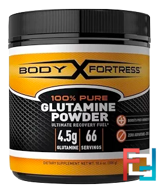 100% Pure Glutamine Powder, 10.6 oz, 300 g