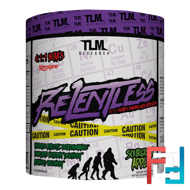 Relentless BCAA, TLM Research, 315 g