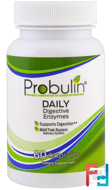 Digestive Enzymes, Probulin, 60 Capsules