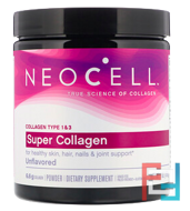 Super Collagen, Neocell, 198 g
