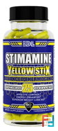 STIMAMINE YELLOW STIX, Innovative Diet labs, 90 capsules