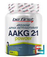 AAKG powder, Be First, 200 g