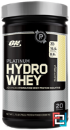 Optimum Nutrition, Platinum Hydro Whey, 1.75 lbs, 795 g