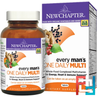 Every Man's One Daily Multi, New Chapter, 96 Tablets