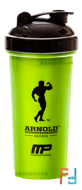 Shaker Шейкер, Arnold series, MusclePharm, 700 ml - Green