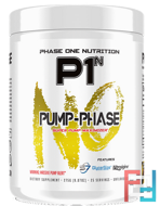 PUMP PHASE, Phase One Nutrition, 275 g