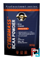 BCAA, Cybermass, Unflavored, 300 g