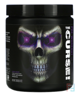 The Curse, Pre Workout, Cobra Labs, 250 g