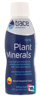 Ionic Plant Minerals, Tangerine Flavor, Trace Minerals Research, 17 fl oz (503 ml)