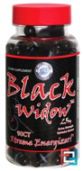 Black Widow (Черная Вдова), Hi-Tech Pharmaceuticals, 90 capsules