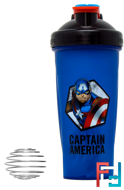 Шейкер, Captain America, MARVEL HEROES, IronTrue, 700 ml
