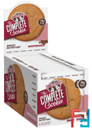 The Complete Cookie, Snickerdoodle, Lenny & Larry's, 12 Cookies, 4 oz (113 g) Each