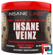 INSANE VEINZ, Insane labz, 147 g