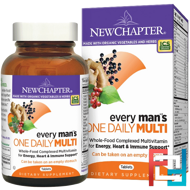 Every Man's One Daily Multi, New Chapter, 48 Tablets