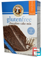 GlutenFree Chocolate Cake Mix, King Arthur Flour, 22 oz (624 g)