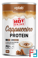 Hot Cappucino Protein, VP Laboratory, 370 g